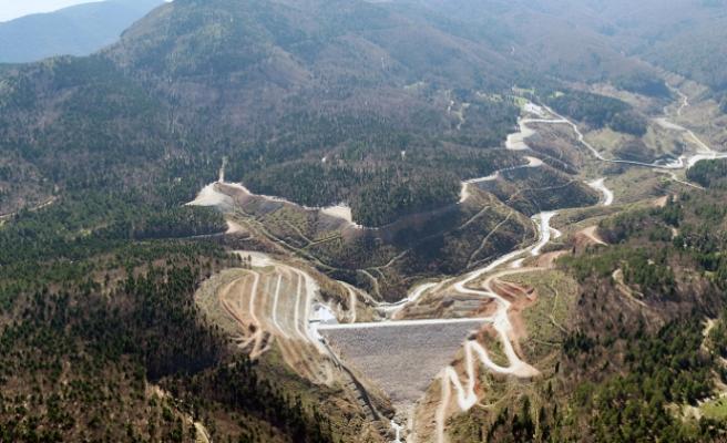 Akçay Barajı modern belediyeciliğin en güzel örneklerinden