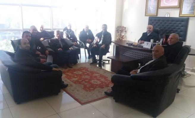 Erenler AK Parti Aday Adayları tek yürek
