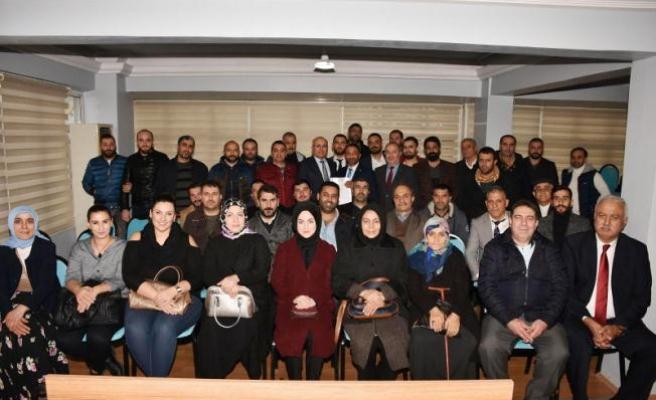 Mehmet Demir, Belediye Meclis üyesi aday adaylığına başvurdu