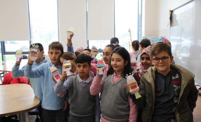 Minik öğrenciler SGM'yi çok sevdi