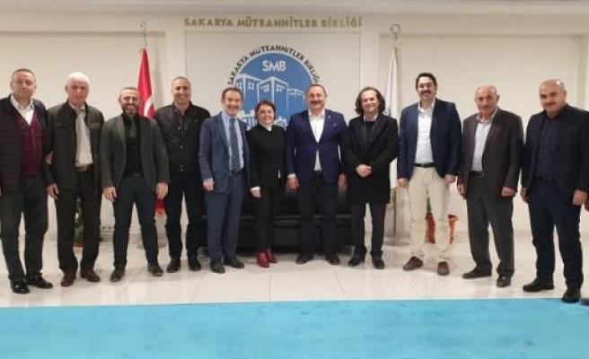 Müteahhitler Birliği ile Boğaziçi Koleji anlaştı