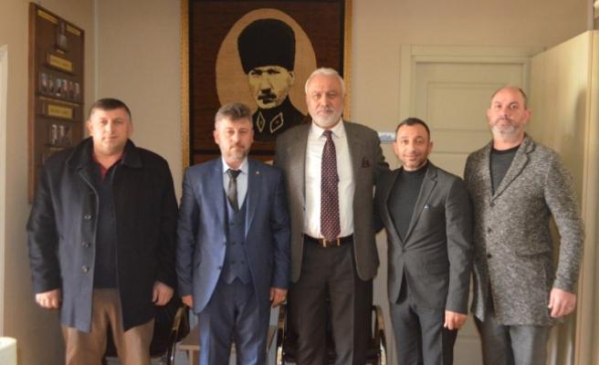 Demir; meslektaşı Kabacan'dan tam destek aldı