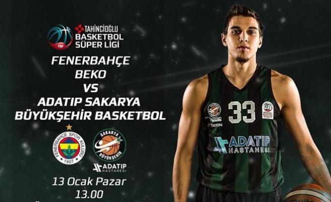 İlk yarının son maçında rakip Fenerbahçe