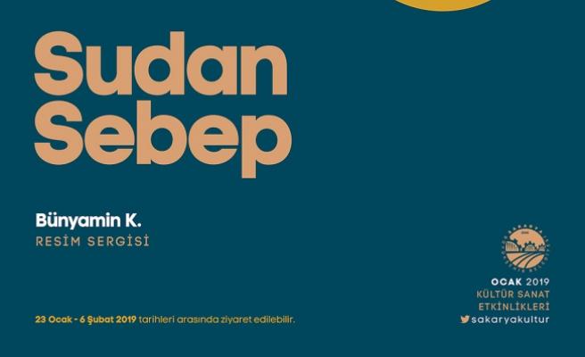 Sudan Sebep' resim sergisi OSM'de açılıyor