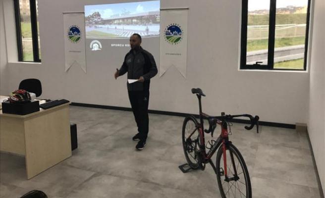 Bisiklet Vadisi'nde sürüş eğitimleri başladı