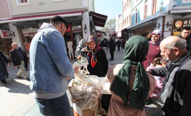 Büyükşehir'den 'Sıfır Atık Projesi'ne destek