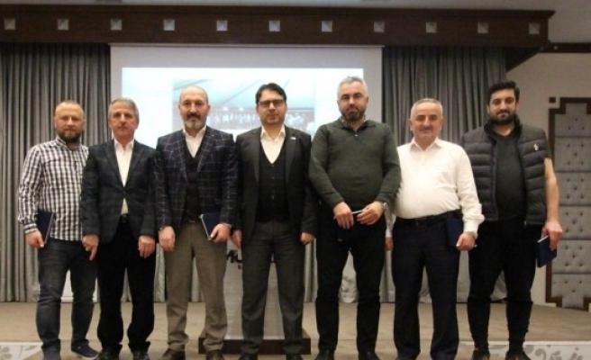 Müsiad Sakarya 9.'uncu Çalıştayını gerçekleştirdi