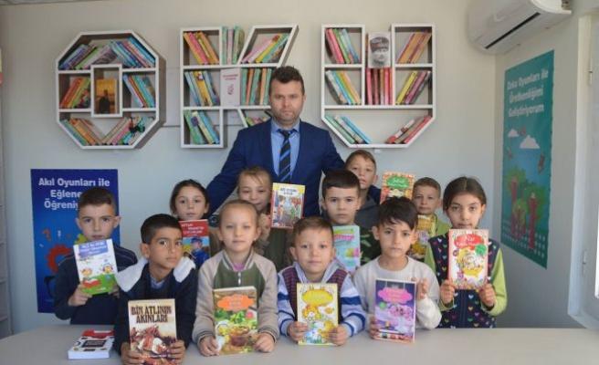 Türkiye'nin ilk Konteynır Z Kütüphanesi Pamukova'da