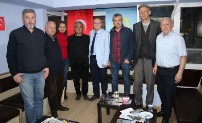 Kırımlı Türkleri; Bu Hafta ÜR'ü Ağırladı