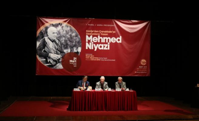 Mehmed Niyazi bitmeyen bir üniversiteydi