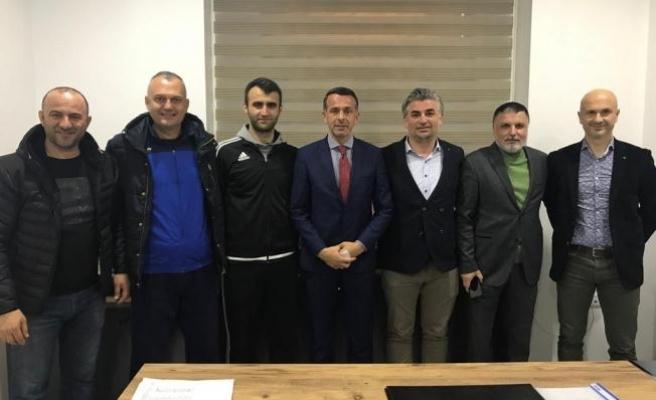 Ömer Bektaş'tan destek