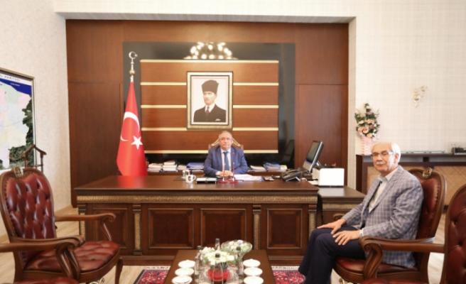 Taraklı Belediye Başkanı Özkaraman'dan Vali Nayir'e Ziyaret