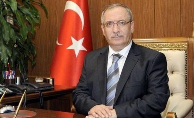 Vali Ahmet Hamdi NAYİR'in Mehmet Akif ERSOY'u anma günü mesajı