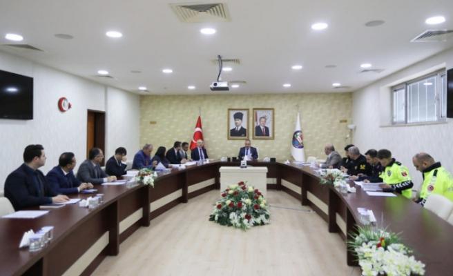 Cumhurbaşkanlığı Türkiye Bisiklet Turu Sakarya Etabına Dair Toplantı Gerçekleştirildi