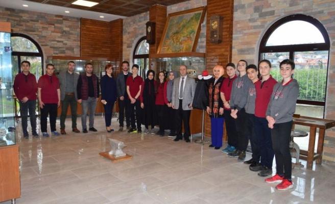 Eğitim Müzesi Açıldı