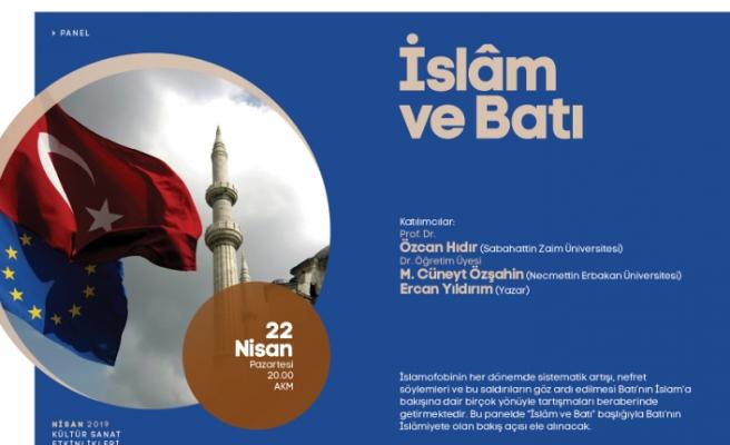 İslam ve Batı AKM'de konuşulacak