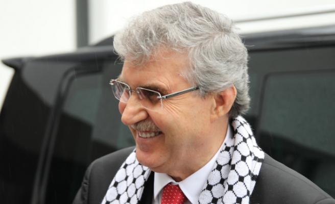Kudüs'ün özgürlüğü için yüreklerimiz hep bir olacak
