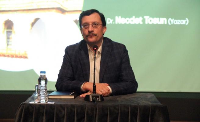 OSM'de İmam Rabbani konuşuldu