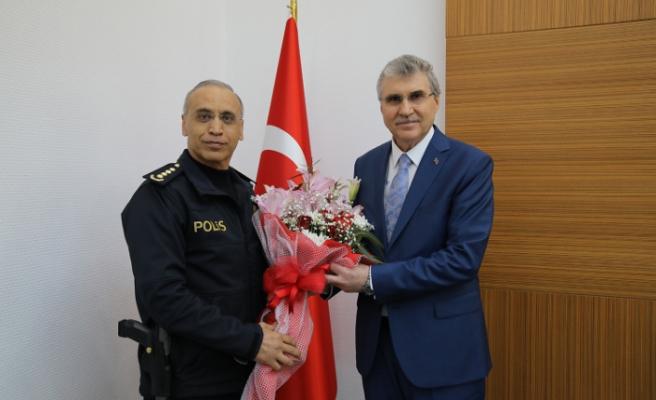 Polis Teşkilatı'nın 174. Yıldönümü kutlu olsun