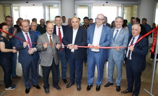 Abhazya Cumhuriyeti Ulusal Bankası Madeni Para Sergisi büyük ilgi gördü