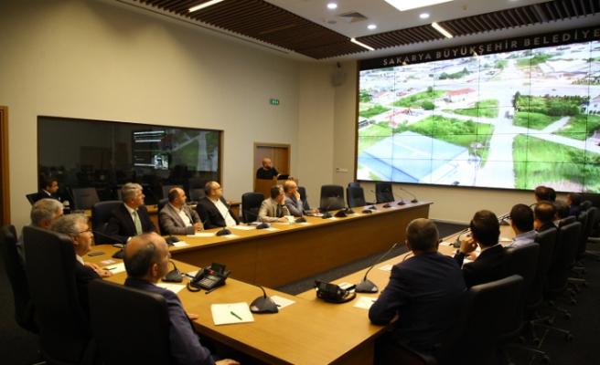 Erenler'de kentsel çalışmalar tekrar ele alındı