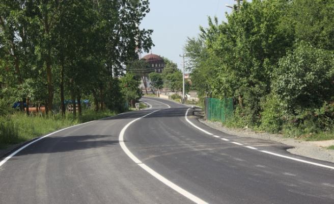 Kaynarca'da arterler Büyükşehir'le yenilendi