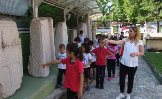 Öğrenciler Sakarya Müzesini İncelediler