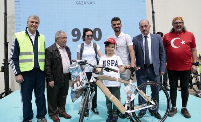 Sakarya bisiklet dostu şehir olmaya devam edecek