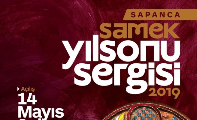 SAMEK yılsonu sergileri için adres Sapanca