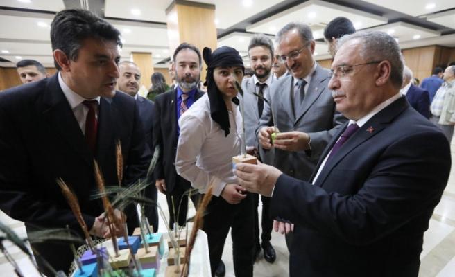 Vali Nayir Engelliler Haftası Etkinliklerini İzledi
