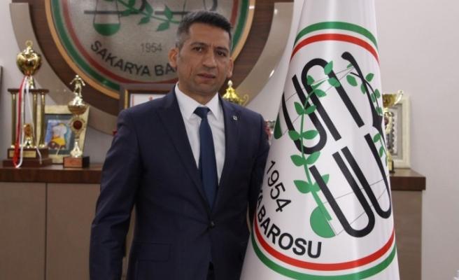 Baro Başkanı Burak'ın Ramazan Bayramı kutlama mesajı