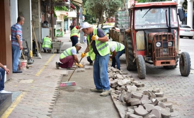 Karasu'da Çalışmalar Aralıksız Devam Ediyor