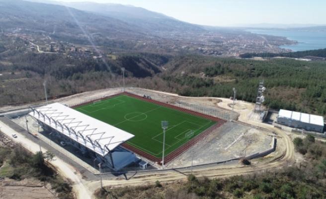 Sapanca'nın spor geleceği bu tesiste yetişecek