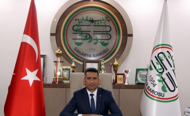 Baro Başkanı Burak'ın 'Basın Bayramı' mesajı