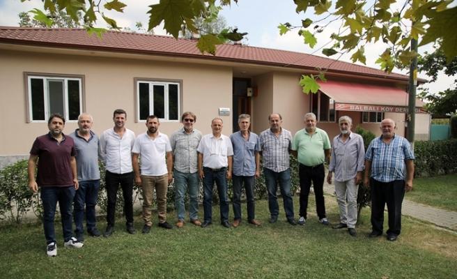 Akyazı'nın 3 mahallesinde SASKİ memnuniyeti