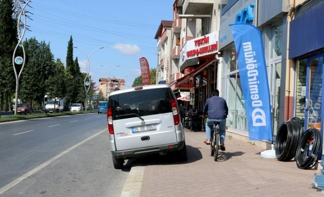 Hatalı parklanmalara yönelik duyarlılık çağrısı