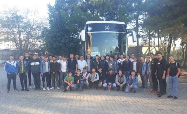 Fatih MTAL öğrencileri SODEX 2019 Fuarına katıldı