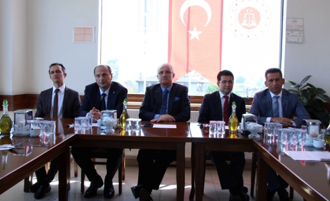 Koruma Kurulu üyeleri toplandı