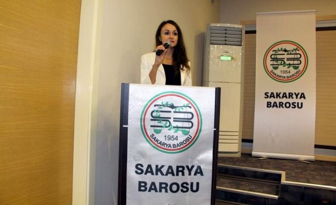 Sakarya Barosu'nda 'Nafaka' konuşuldu