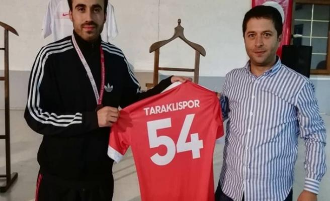 Turnuvanın şampiyonu 13 yaşındaki Ahmet Gürol