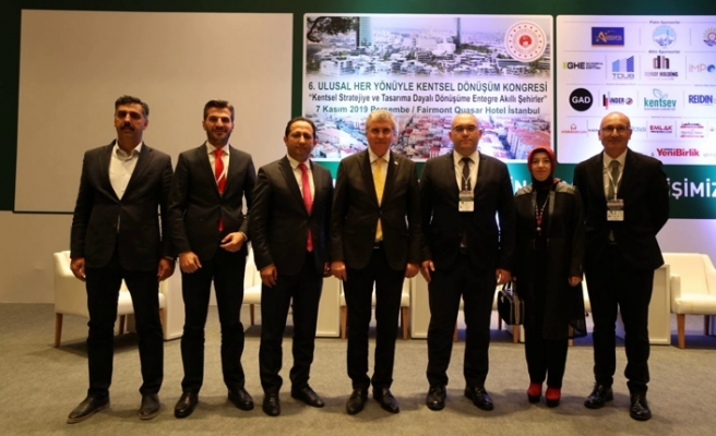 Akıllı şehir stratejisi başarı ödülü Sakarya'nın