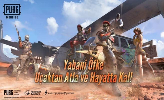 """PUBG MOBILE; """"Yabani Öfke""""yi duyurdu"""