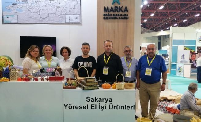 Sakarya Antalya'da Yörex Fuarında