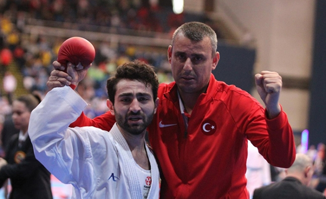 Hendekli Ömer Faruk Ateş Avrupa Şampiyonu oldu