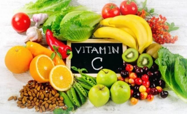 Aşırı Tüketilen C Vitamini idrar kaçırmaya yol açabilir