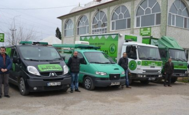Karasu Belediyesinde Cenaze Hizmetleri Güçlendi