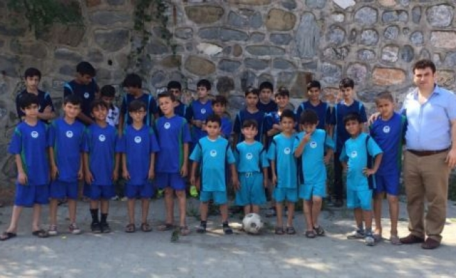 Kocaali'de Yaz Spor Okulları Devam Ediyor