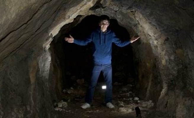 Maden Deresindeki Mağaralara Büyük İlgi