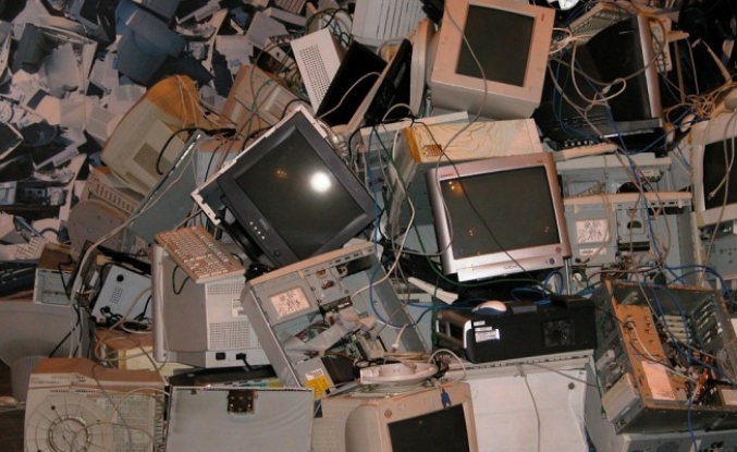 Elektronik atıklar çöp değildir