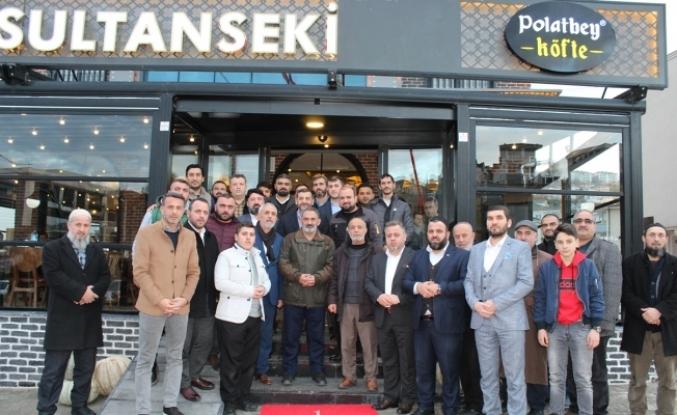 """Polatlar Sultan Seki'nin yeni yeri """"Polat Bey Et""""e Dursun Ali Erzincanlı sürprizi"""